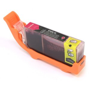 JPL Phototech Canon CLI-526 Magenta Cartridge (With Chips)