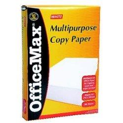 Paper 80GSM A4 Plain Copy Paper 500 Sheets