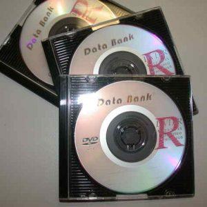 Databank 8cm Mini DVD-R 4x Branded