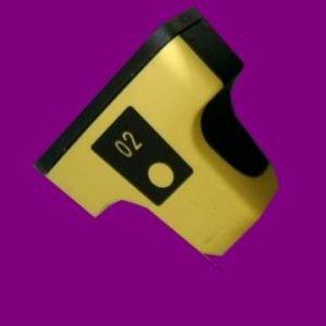 JPL Phototech Hewlett Packard HP02 Yellow Cartridge