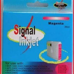 Signal Inks Brother LC57M Inkjet Cartridge