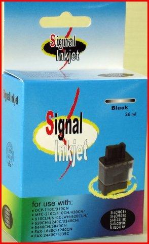 Signal Inks Brother LC47BK Inkjet Cartridge
