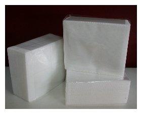 100 Double PVC Sleeves White