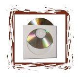 100 CD Paper Sleeves