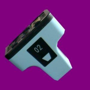 JPL Phototech Hewlett Packard HP02 Light Cyan Cartridge